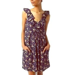 Pins And Needles Floral Ruffle Dress
